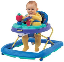bahaya baby walker