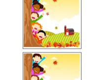 Mencari Perbedaan Dua Gambar Untuk Anak Tk Info Terkait Gambar