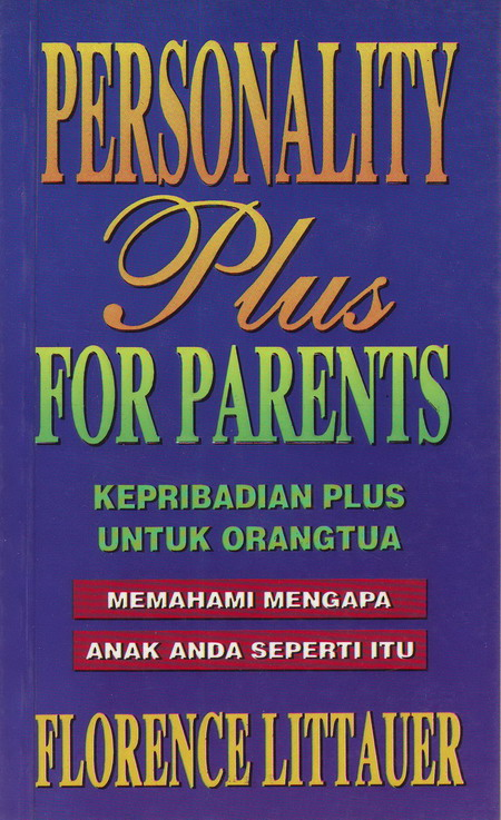 personality-plus-for-parents