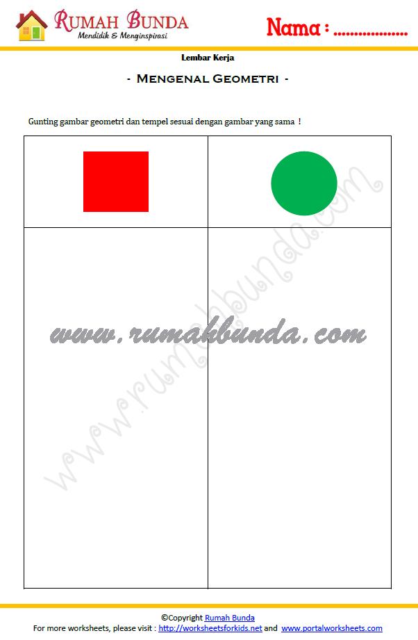 Worksheet Untuk Anak Tk Together With Worksheet Images Together With ...