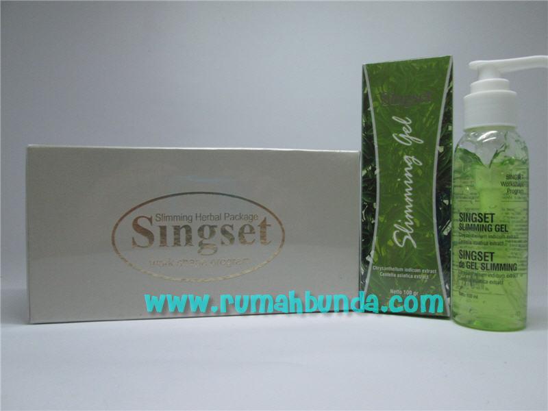 Paket Singset WSP + Slimming Gel