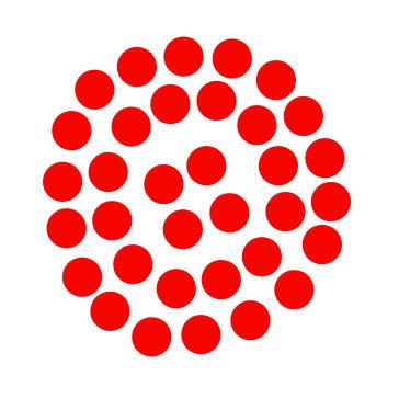 dot card
