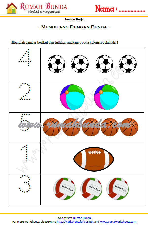 Worksheet Untuk Anak Tk Together With Worksheet Images Together With ...