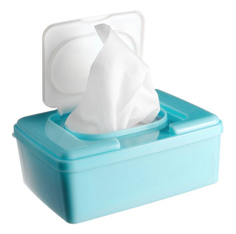 wet-tissue