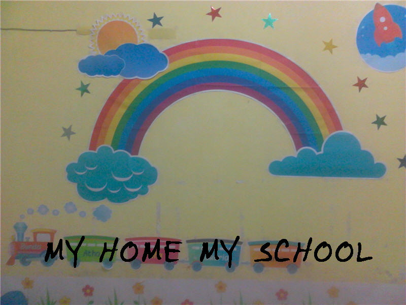 my home-my school
