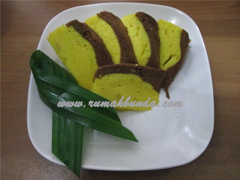Resep Cake Kukus Ubi Ungu: RESEP BOLU KUKUS UBI COKLAT LEMON