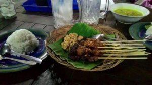 Sate Maranggi Sambal Oncom - Mang Sams