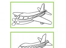 55 Gambar Anak Tk Pesawat Hd Infobaru